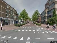 Ambulance naar Zuid Koninginnewal in Helmond