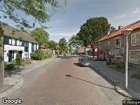 Ambulance naar Bachlaan in Eindhoven