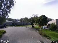 Ambulance naar Keyserpark in Drunen