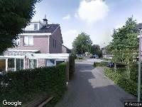 Ambulance naar Breugelstraat in Drunen