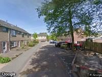 112 melding Ambulance naar Alfred Nobelstraat in Papendrecht