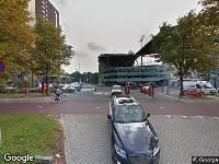 Brandweer naar Herculesplein in Utrecht vanwege een liftopsluiting