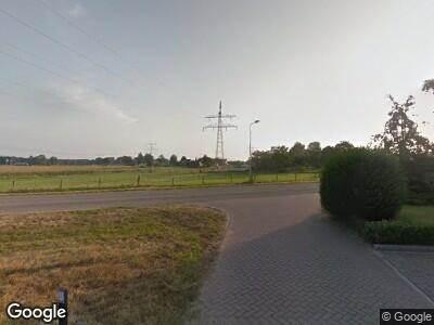Ambulance naar Rijksweg in Horn