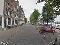 Ambulance naar Zandhoek in Amsterdam