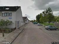 112 melding Ambulance naar Van Eedenstraat in Zwijndrecht