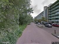 112 melding Ambulance naar Agaatlaan in Leiden