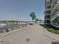 Ambulance naar Maasboulevard in Roermond
