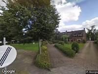 112 melding Ambulance naar 't Zwaantje in Berkel-Enschot