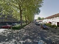 112 melding Ambulance naar Corellistraat in Tilburg