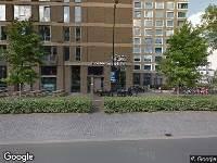 112 melding Besteld ambulance vervoer naar Talent Square in Tilburg
