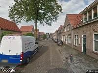 Ambulance naar Gerard van Spaendonckstraat in Tilburg