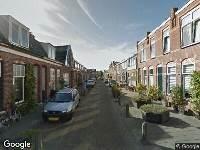 112 melding Ambulance naar Bothastraat in Den Helder