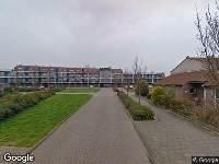 Ambulance naar Korhoenstraat in Alkmaar