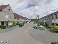 112 melding Ambulance naar Hindeloopenstraat in Tilburg
