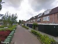 Ambulance naar Merwede in Heerhugowaard