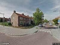 112 melding Ambulance naar Wikkestraat in Arnhem