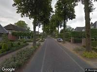 112 melding Ambulance naar Groenstraat in Udenhout