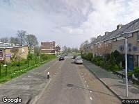 112 melding Ambulance naar Reggestraat in Den Helder