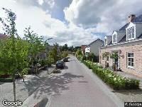 Brandweer naar Schoolweg in Numansdorp