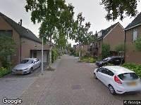 112 melding Ambulance naar Prinsessenpark in Zwijndrecht