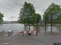 Brandweer naar Zuiderkade in Franeker vanwege brand