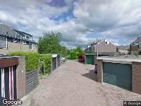 Brandweer naar Mendelssohnstraat in Numansdorp