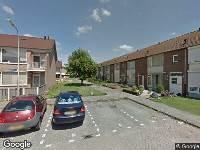 112 melding Ambulance naar Bellinistraat in Tilburg
