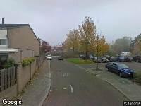 112 melding Ambulance naar Lyra in Dordrecht