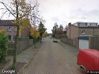Ambulance naar Karel Doormanstraat in Schijndel