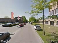 112 melding Ambulance naar Sportweg in Tilburg