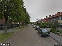 112 melding Brandweer naar Plevierenstraat in Emmeloord vanwege waarnemen gaslucht