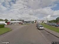 112 melding Ambulance naar Middenkampweg in Nijmegen