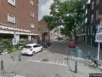 Ambulance naar Schiedamseweg in Rotterdam