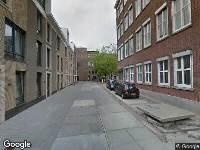 112 melding Brandweer naar Ritsumastraat in Leeuwarden vanwege afgaan rookmelder