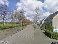 112 melding Ambulance naar Dinxperlolaan in Tilburg