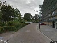Ambulance naar Rozenstraat in Oosterhout