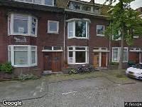 Ambulance naar Azaleastraat in Rotterdam