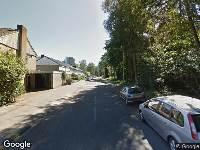 112 melding Brandweer naar Indigolaan in Tilburg