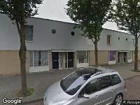 112 melding Politie naar Sevenhoekstraat in Tilburg vanwege letsel