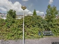 Ambulance naar Lijsterbesstraat in Spijkenisse