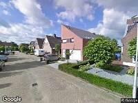 112 melding Ambulance naar De Armhoef in Udenhout