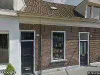 112 melding Ambulance naar Hoefstraat in Tilburg