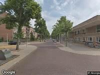 Ambulance naar Markengouw in Amsterdam