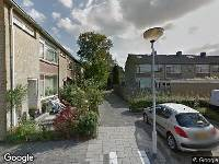 Ambulance naar Capellapad in Spijkenisse