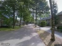 112 melding Ambulance naar Lijsterbeslaan in Rosmalen