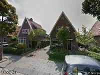 112 melding Ambulance naar Leemerhof in Oostvoorne