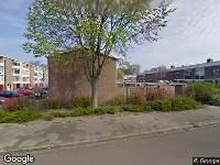 112 melding Traumahelikopter naar Heer Willem van Egmondstraat in Den Helder