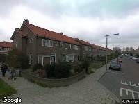 112 melding Besteld ambulance vervoer naar Goudwindestraat in Arnhem