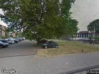 Ambulance naar Herman Gorterstraat in Spijkenisse