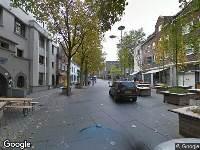 Brandweer naar Wilhelminaplein in Heerlen